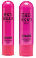 Tigi Bed Head Recharge High Octane Shine Shampoo And Conditioner Duo 8.45oz/6.76oz