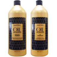 Matrix Oil Wonders Micro-Oil Shampoo and Oil Conditioner Duo