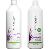 Matrix Biolage Ultra HydraSource Shampoo and Conditioning Balm Duo