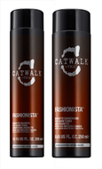 Tigi Catwalk Fashionista Brunette Shampoo & Conditioner Duo 10.14oz / 8.45oz