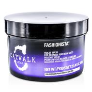 Tigi Catwalk Fashionista Violet Mask 20.46oz