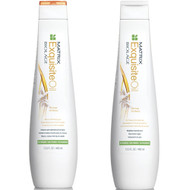 Matrix Biolage Exquisite Oil Micro-Oil Shampoo and Creme Conditioner Duo