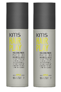 KMS HAIRPLAY Molding Paste 5oz - 2 Pack