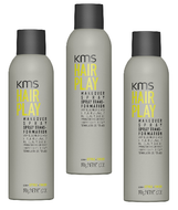 KMS HAIRPLAY Makeover Spray 6.7oz - 3 Pack