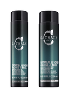 Tigi Catwalk Oatmeal And Honey Nourishing Shampoo And Conditioner Duo 10.14oz / 8.45oz