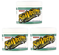 Suavecito Pomade Original Unscented 4oz - 3 Pack