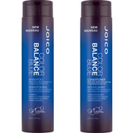Joico Color Balance Blue Shampoo and Conditioner Duo