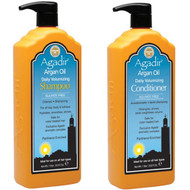 Agadir Argan OIl Daily Volumizing Shampoo and Conditioner Duo