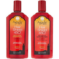 Agadir Hair Shield 450 Deep Fortifying Shampoo and Conditioner Duo