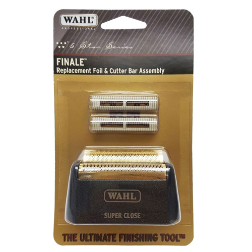 Wahl Finale Replacement Shaver Foil & Cutter Bar Assembly