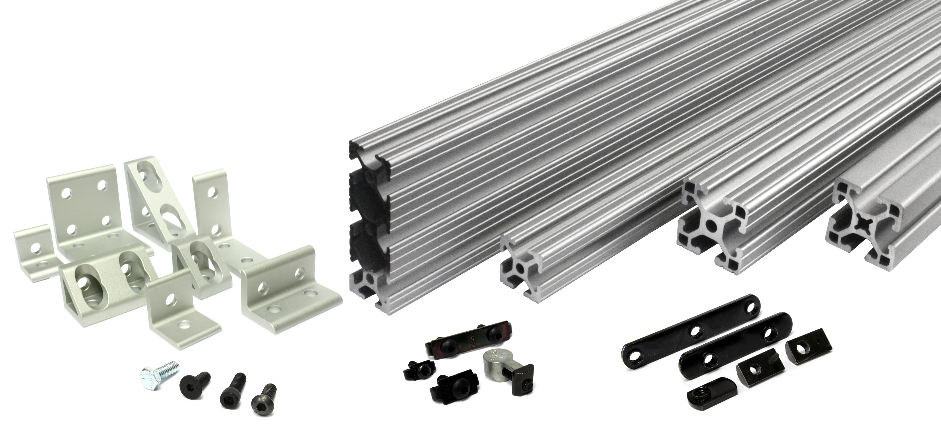80/20 Aluminum Extrusion System