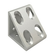 80/20 - 8 Hole Inside Gusset Corner Bracket | CPI Automation