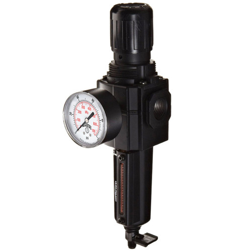 Norgren B73 Series Excelon Integral Filter Regulator with Gauge | CPI Automation Ltd.