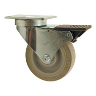 80/20 Swivel Flange Mount Caster | CPI Automation