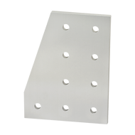 80/20 7 Hole - 90 Degree Angled Flat Plate | CPI Automation