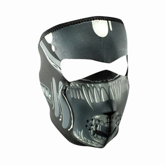 Neoprene All-Season Full Face Mask - Alien