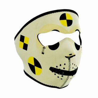 Neoprene All-Season Full Face Mask - Crash Test Dummy