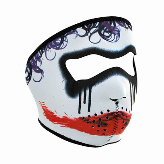 Neoprene All-Season Full Face Mask - Trickster