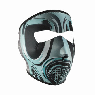 Neoprene All-Season Full Face Mask - Gas Mask