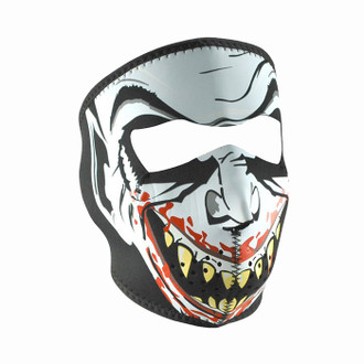 Neoprene All-Season Full Face Mask - Vampire