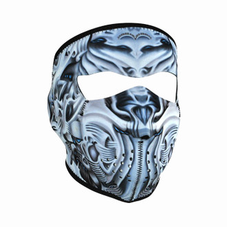 Neoprene All-Season Full Face Mask - Biomechanical