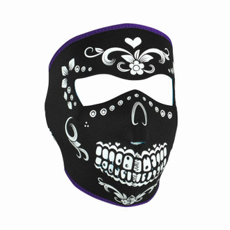 Neoprene All-Season Full Face Mask - Muerte