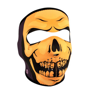 Neoprene All-Season Full Face Mask - Reaper