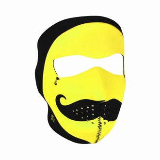 Neoprene All-Season Full Face Mask - Mo Happy