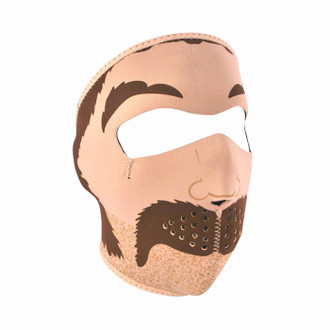 Neoprene All-Season Full Face Mask - Leroy