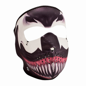 Neoprene All-Season Full Face Mask - Toxic