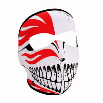 Neoprene All-Season Full Face Mask - Shinigami