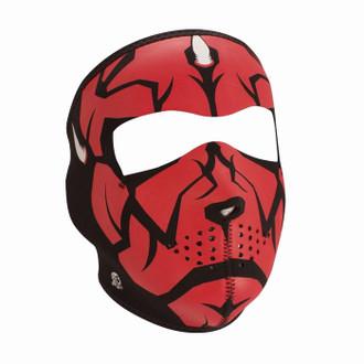 Neoprene All-Season Full Face Mask - Dark Lord