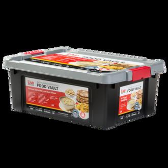 Live Prepared Max Variety  Emergency Food Vault  - 360 Servings