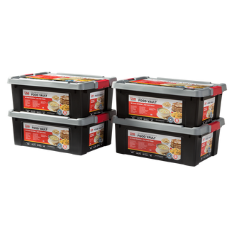Live Prepared Max Variety  Emergency Food Vault  - 1,440 Servings