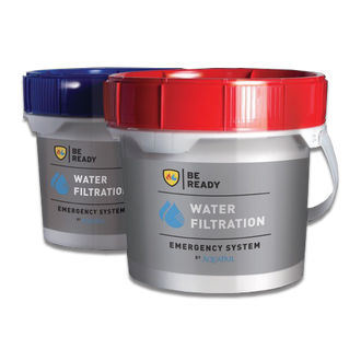 Aqua Pail Water Filtration System