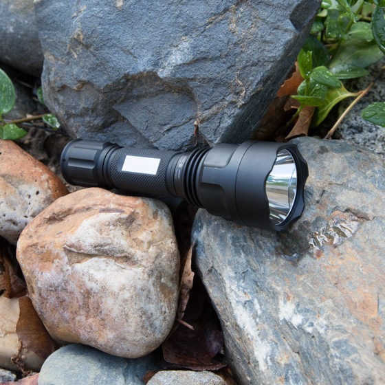 ExtremeBeam M4 Scirrako Flashlight - Factory Refurbished*