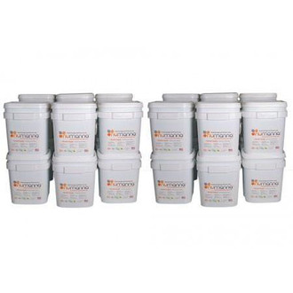 NuManna 3456 Servings Bundle