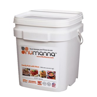 NuManna Family Pack with Meat