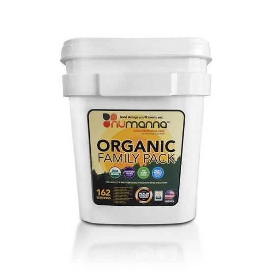 NuManna Organic Family Pack