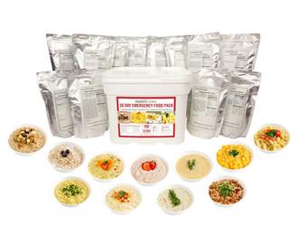 Nutristore™  30 Day Emergency Food Pack
