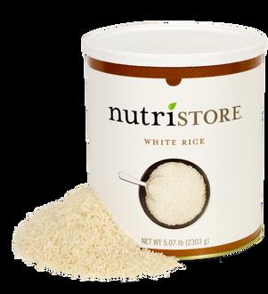 Nutristore™  White Rice