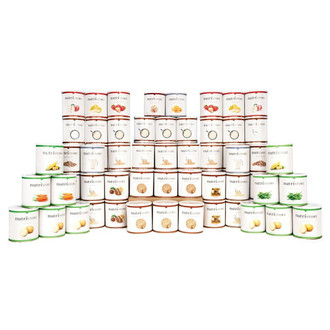 Nutristore™ 6 Month Food Supply