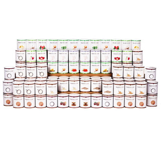 Nutristore™ Basic 1 Year Food Supply