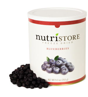 Nutristore™ Blueberries-Freeze Dried