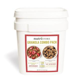 Nutristore™ Breakfast Granola Combo Pack
