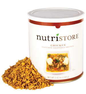 Nutristore™ Chicken TVP