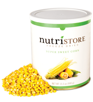 Nutristore™ Corn - Freeze Dried