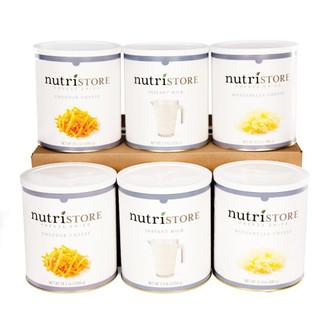 Nutristore™ Dairy Variety Kit