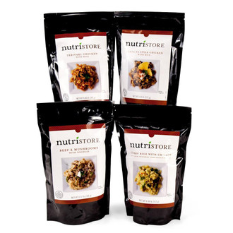 Nutristore™ Entrée Variety Pack