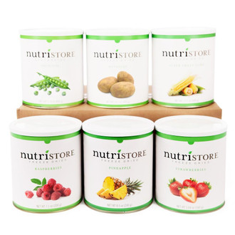 Nutristore™ Fruit and Veggie Variety Kit